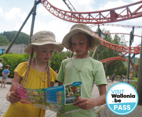 Visit Wallonia Pass